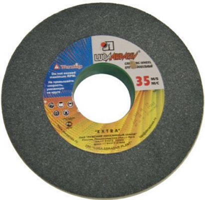 Круг шлифовальный ЛУГА-АБРАЗИВ 1 250 Х 40 Х 76 63С 40 K,L (40СМ)