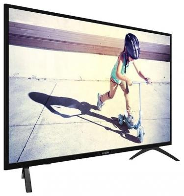 Телевизор LED Philips 40 40PFS4052/60 черный/FULL HD/200Hz/DVB-T/DVB-T2/DVB-C/USB (RUS) телевизор philips 55put6101 60 черный
