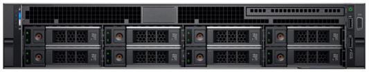 Сервер Dell PowerEdge R540 1xBronze 3106 1x16Gb 2RRD x8 1x1Tb 7.2K 2.5in3.5 SATA RW H330 LP iD9En 1G 2P 1x750W 3Y PNBD (R540-3233)