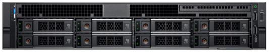 Сервер Dell PowerEdge R540 1xSilver 4116 1x16Gb 2RRD x8 1x1Tb 7.2K 3. SATA RW H730p LP iD9En 1G 2P 1x750W 3Y PNBD (-3288)