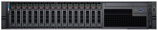 Сервер Dell PowerEdge R740 1xSilver 4114 1x16Gb x16 1x600Gb 10K 2.5 SAS H730p mc iD9En 5720 4P 1x750W 3Y PNBD (R740-3516) сервер dell poweredge r740 1xsilver 4114 1x16gb x16 1x600gb 10k 2 5 sas h730p mc id9en 5720 4p 1x75