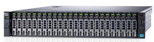 Сервер Dell PowerEdge R730XD 2xE5-2643v4 24x16Gb 2RRD x24 6x1.2Tb 10K 2.5 SAS H730p iD8En 57800 2x1100W 3Y PNBD TPM (210-ADBC-270)