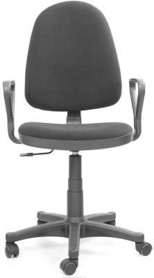 Кресло Recardo Assistant/Y подлокотник Y-образный (gtpPN/c38/Серый, ткань, 120кг, выс. спинки 565-620мм, ВШГ 995-1110*465*420мм, крест. пласт. 600мм