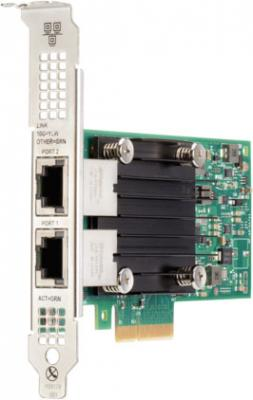 Адаптер HPE 817738-B21 Ethernet 10Gb 2-port 562T адаптер hpe blc emulex lpe1205 8gb fc hba opt 456972 b21