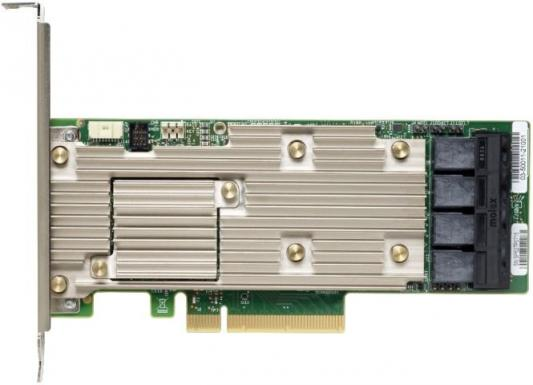 Адаптер Lenovo 7Y37A01085 ThinkSystem RAID 930-16i 4GB Flash PCIe 12Gb