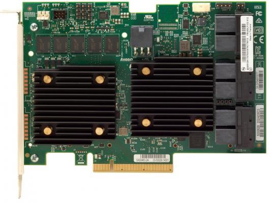 Адаптер Lenovo 7Y37A01086 ThinkSystem RAID 930-24i 4GB Flash PCIe 12Gb