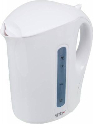 Чайник Sinbo SK 7315, 2000Вт, 1.7л, пластик, белый sinbo sk 7315 white