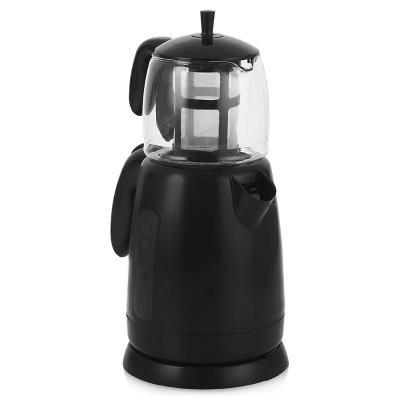 Чайник Sinbo STM 5700 2000 Вт чёрный 1.7 л пластик/стекло чайник электрический sinbo sk 7362 серебристый