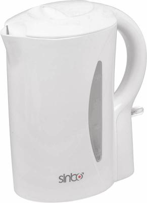 цена на Чайник Smile WK 5112, 2200Вт, 1.7л, пластик, белый