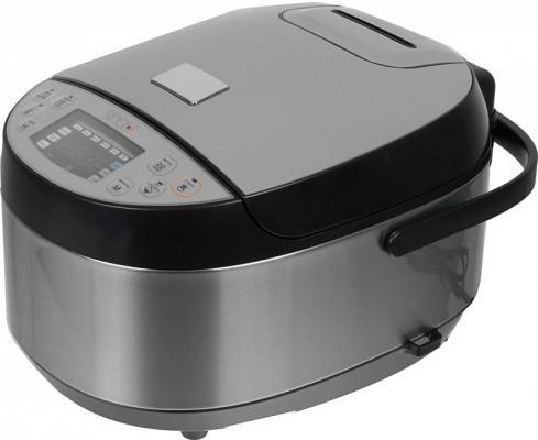 Мультиварка Sinbo SCO 5054 серебристый черный 860 Вт 5 л sinbo sco 5052 серебристо черный