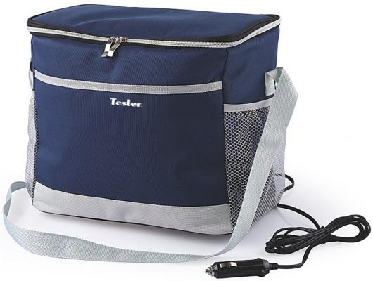 Термоэлектрическая сумка-холодильник TESLER TCB-1422 морозильник tesler rf 90 белый