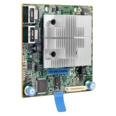 Контроллер HPE Smart Array E208i-a SR Gen10 (804326-B21) контроллер hpe smart array p816i a sr gen10 804338 b21