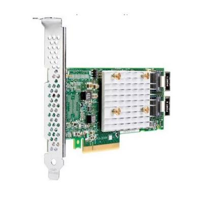 Контроллер HPE Smart Array E208i-p SR Gen10 (804394-B21) цена и фото