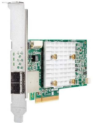 Контроллер HPE Smart Array E208e-p SR Gen10 (804398-B21) цена и фото