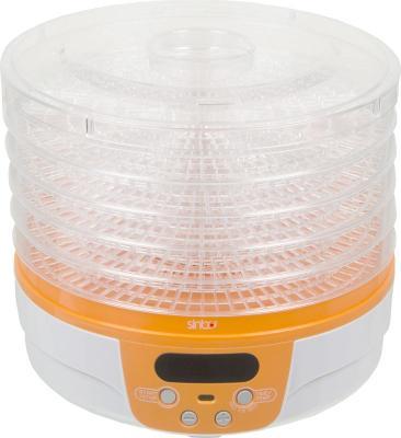 Сушилка для овощей и фруктов Sinbo SFD 7402 оранжевый