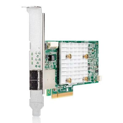 Контроллер HPE Smart Array P408e-p SR Gen10 (804405-B21) цена и фото