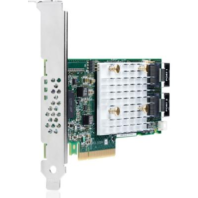 Контроллер HPE Smart Array P408i-p SR Gen10 (830824-B21) цена и фото