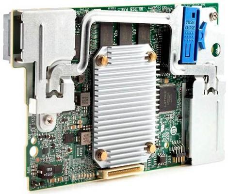 Контроллер HPE 804367-B21 Smart Array P204i-b SR Gen10 12G SAS Modular цена и фото