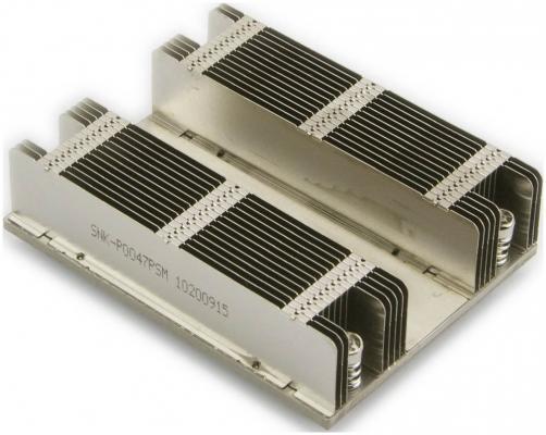 лучшая цена Радиатор SuperMicro SNK-P0047PSM
