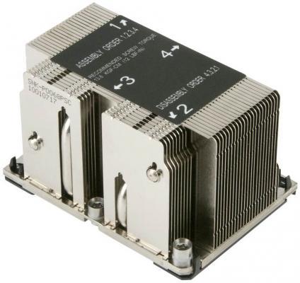 лучшая цена Радиатор SuperMicro SNK-P0068PSC