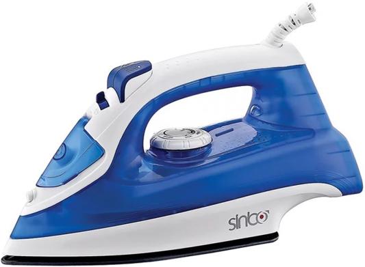 Утюг Sinbo SSI 6616, 2200Вт, подошва керамика, фиолетовый