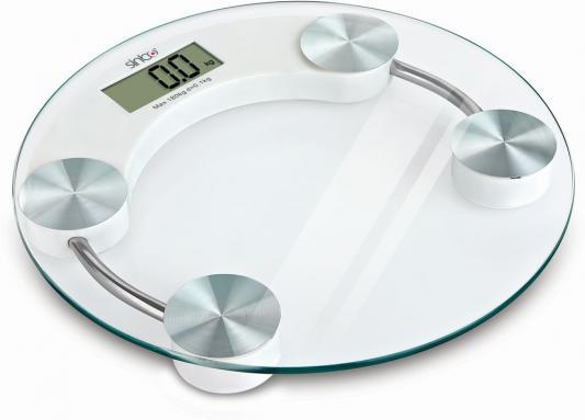 Весы напольные Sinbo SBS 4442, макс.180кг, прозрачный кухонные весы sinbo весы кухонные sinbo sks 4514 серебристый
