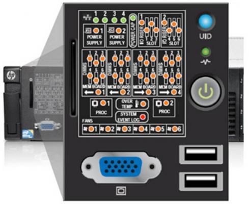 цена на Модуль HPE 867996-B21 DL360 Gen10 SFF SID Kit