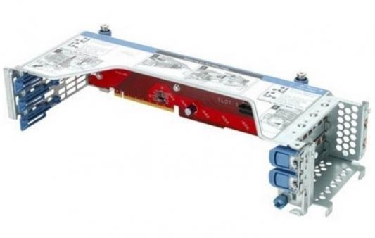 Переходная плата HPE 826688-B21 DL38X Gen10 Prem 2SFF HDD Riser Kit переходная плата hpe 867980 b21 dl360 gen10 2p full height gpu enablement kit