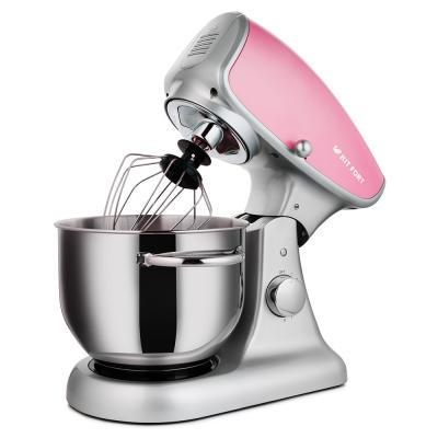 Блендер стационарный Kitfort КТ-1336-2 1000Вт розовый