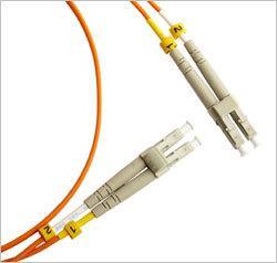 Патч-корд оптический TopLan, дуплексный, LC/PC-LC/PC, MM 50/125, 1.0 м