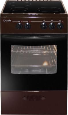 Электроплитка Лысьва ЭПС 301 МС коричневый коричневый электрическая плита лысьва эп 301 wh