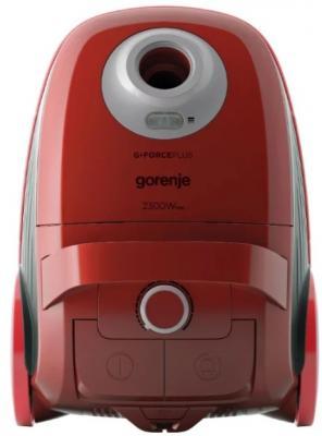 лучшая цена Пылесос Gorenje VC2321GPLRCY 2300Вт красный