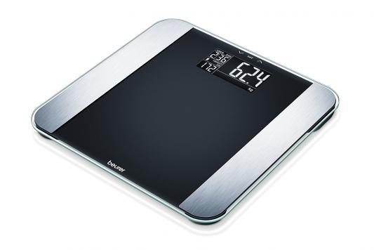Весы напольные электронные Beurer BFLE макс.180кг черный весы электронные детские beurer jgs22