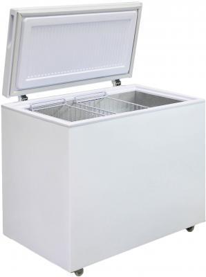 Морозильный ларь Бирюса Б-305VK белый 135Вт морозильный ларь бирюса б 147sn белый