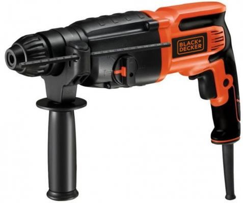 Перфоратор Black & Decker BDR26K-RU 800Вт