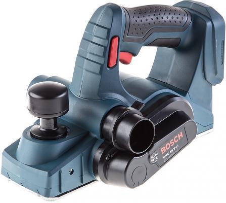 Рубанок Bosch GHO 18 V-LI 18 В 82 мм рубанок bosch gho 6500 650вт