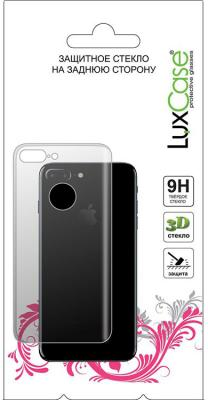 Защитное стекло 3D LuxCase 77701 для iPhone 7 iPhone 8 0.33 мм (белое)