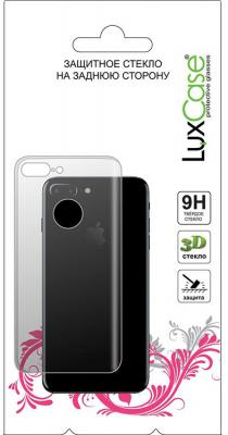 Защитное стекло 3D LuxCase 77706 для iPhone 7 Plus iPhone 8 Plus 0.33 мм (черное) защитное стекло для iphone 8 plus 7 plus sbs tescreen4dip7spw