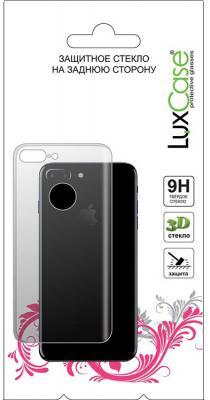 Защитное стекло 3D LuxCase 77708 для iPhone 7 Plus iPhone 8 Plus 0.33 мм (розовое) цена 2017