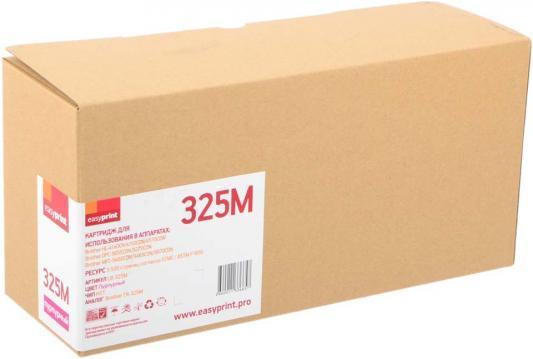Картридж EasyPrint LB-325C пурпурный (magenta) 3500 стр. для Brother HL-4140/4150/4570/DCP-9055/9270/MFC-9460/9465/9970 картридж easyprint 2375 lb 2375 для brother hl l2300dr dcp l2500dr mfc l2700wr 2600 стр