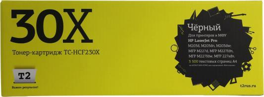 Картридж T2 TC-HCF230X черный (black) 3500 стр. для HP LJ Pro M203dn/M203dw/MFP M227fdn/M227fdw/M227sdn