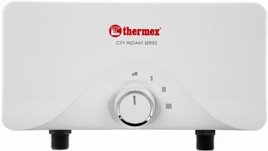 Водонагреватель проточный Thermex City 6500 5500 Вт цена и фото