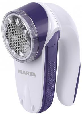 MARTA MT-2231 Машинка для удаления катышков темный топаз кофеварка marta mt 2113 темный топаз