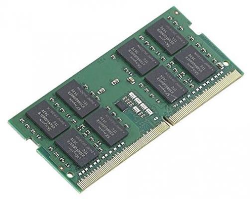 Оперативная память для ноутбука 16Gb (1x16Gb) PC4-21300 2666MHz DDR4 SO-DIMM CL19 Kingston KVR26S19D8/16