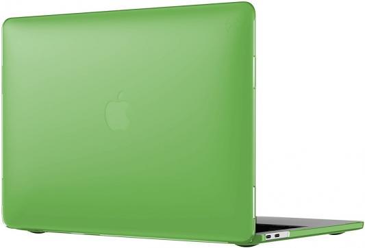 Чехол-накладка для ноутбука MacBook Pro 15 Speck SmartShell пластик зеленый 90208-5208 чехол для ноутбука macbook pro 13 speck smartshell glitter пластик прозрачный 90207 5636