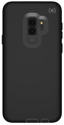 Чехол-накладка Speck Presidio Sport для Samsung Galaxy S9. Материал пластик. Цвет черный/серый/черный. presidio