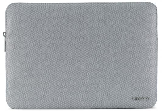Чехол Incase Slim Sleeve with Diamond Ripstop для ноутбуков MacBook Pro 13 Retina 2016. Материал полиэстер. Цвет серый.