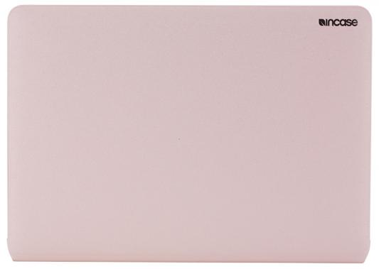 Чехол-накладка Incase Snap Jacket для MacBook Air 13 розовый INMB900308-RSQ накладка speck seethru air 11 blue