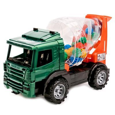 Бетономешалка Нордпласт СПЕЦТЕХНИКА: БЕТОНОМЕШАЛКА зеленый 272 машина drift спецтехника бетономешалка 48228