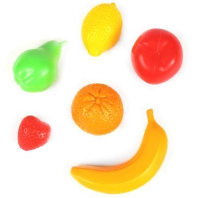 НАБОР ФРУКТЫ 6 ПРЕДМЕТОВ В ПАК. в кор.32шт набор фрукты в кор 15наб